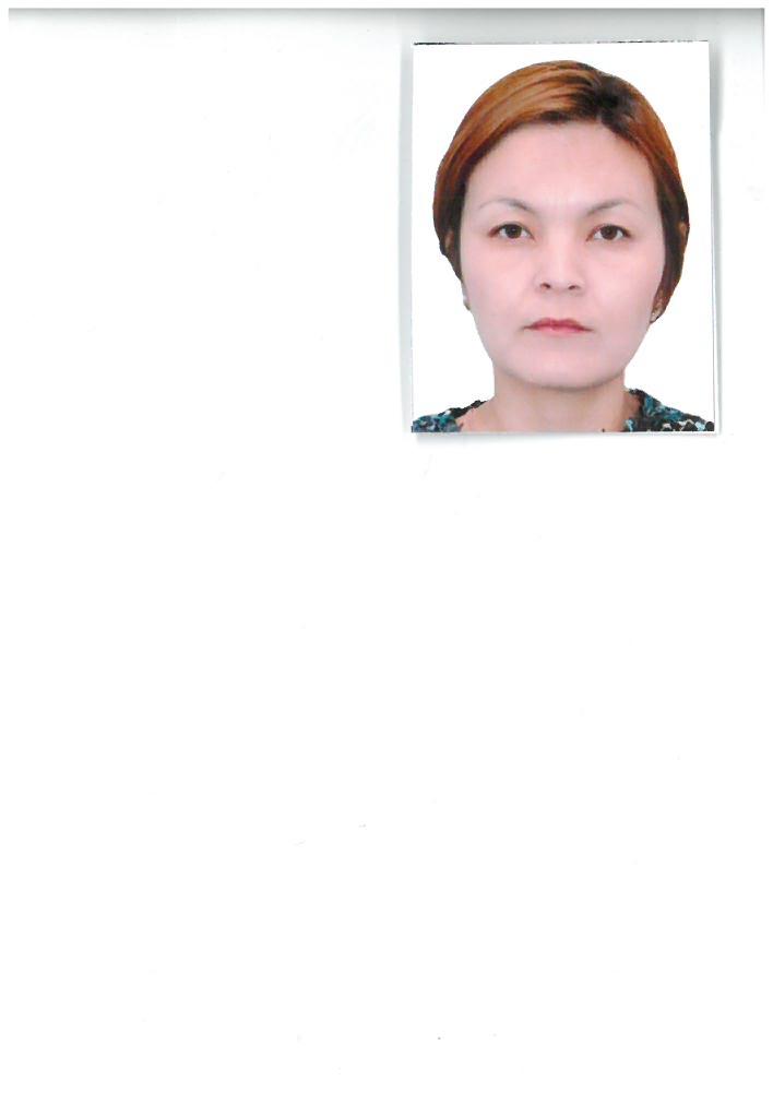 Turginbayeva, Alua