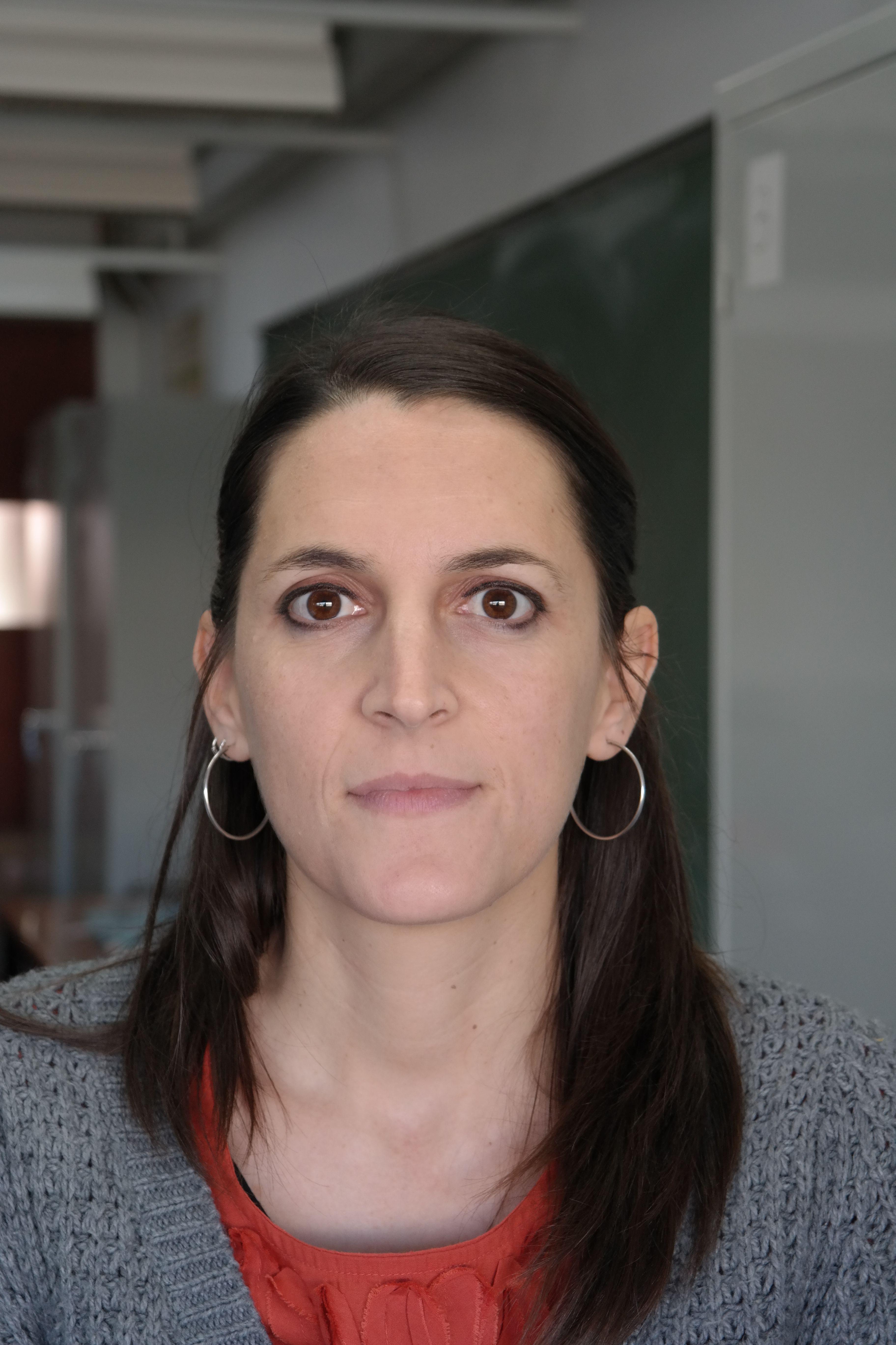 Delgado Luque, Isabel María